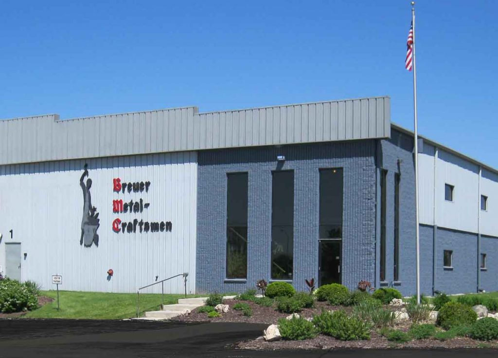 Breuer Metal Aluminum Railings Plant